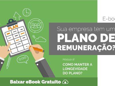 [eBook] Plano de Remuneração | Módulo III